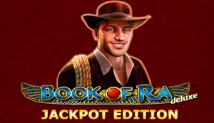Book of Ra deluxe - Jackpot Edition - Casumo Casino
