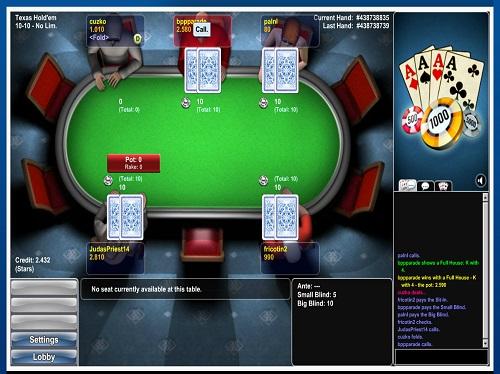 casino poker online novo games online
