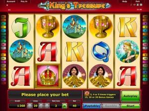 kings treasure
