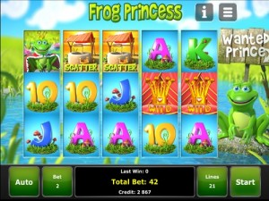 frog-princess-mobiel