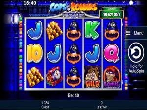 cops n robbers millionaires row mobiel