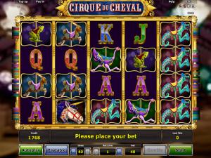 Cirque du Cheval