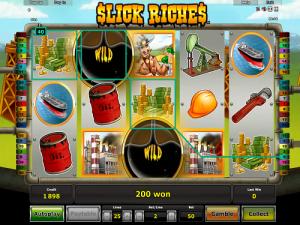 Slick Riches