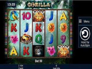 gorilla-mobiel